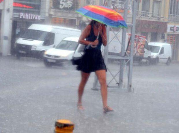 Sabahın hava proqnozu: Yağış yağacaq, dolu düşəcək