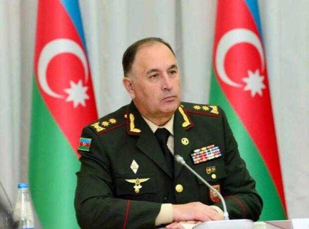 Azərbaycan Ordusunun Baş Qərargah rəisi Hulusi Akarla görüşüb