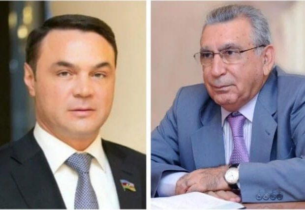 Polisi döyən deputatla bağlı şok faktlar – O, Ramiz Mehdiyevin nəvəsinin toyunda…