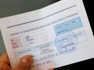 Bu tələbələrin COVID-19 pasportu olmalıdır – QƏRAR
