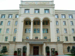 Azərbaycan Ordusuna məxsus iki ədəd pilotsuz uçuş aparatının vurulması barədə məlumat yalandır – MN