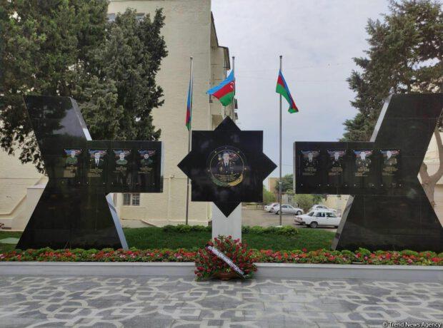 Polad Həşimov adına parkın açılışı oldu – FOTO