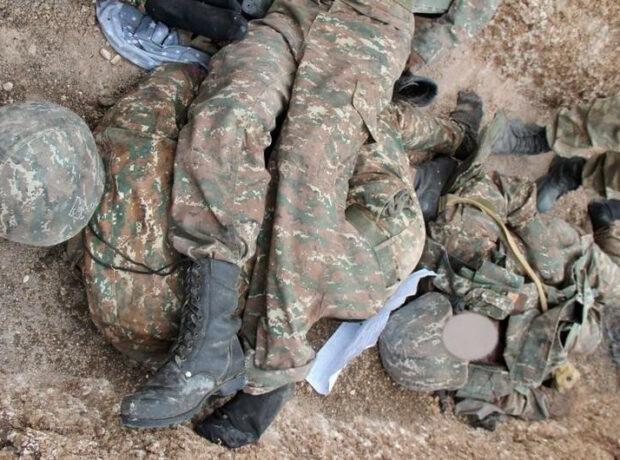 Ermənistanda ŞOK OLAY – 3 hərbçinin meyiti tapıldı