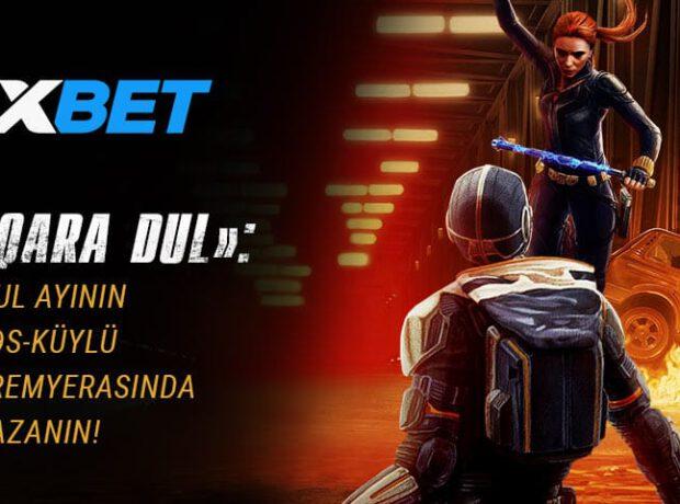 """1xBet`dən """"Qara Dul"""" üçün ən yaxşı mərclər"""