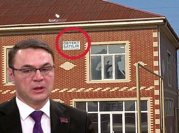 Deputatın polisi döydüyü restoran satışa çıxarıldı – FOTOLAR