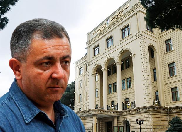 """""""Müdafiə Nazirliyinin verdiyi açıqlamalara güvənmirəm"""" – Keçmiş MTN zabiti"""