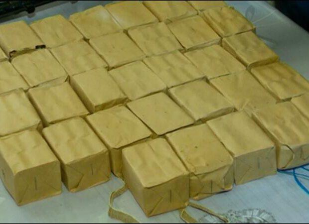 Bakıda 1 tondan çox narkotik aşkar edildi