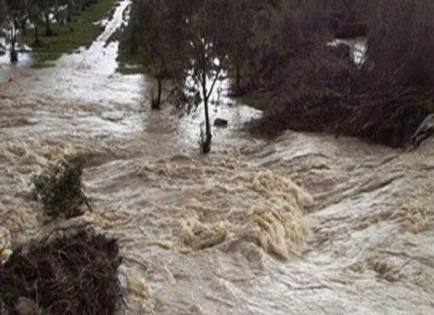 Oğuzda güclü yağış selə səbəb oldu – FAKTİKİ HAVA