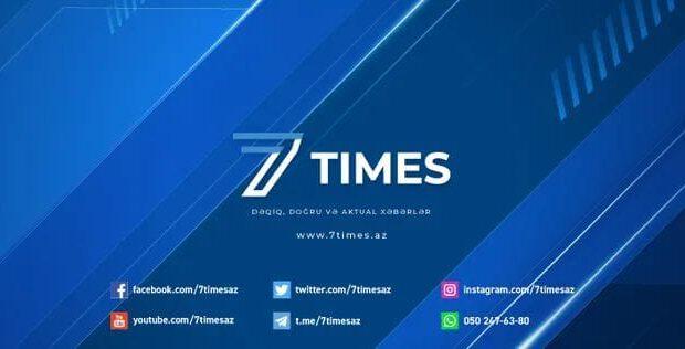 7Times.az saytının yaradılmasından 1İL ÖTÜR