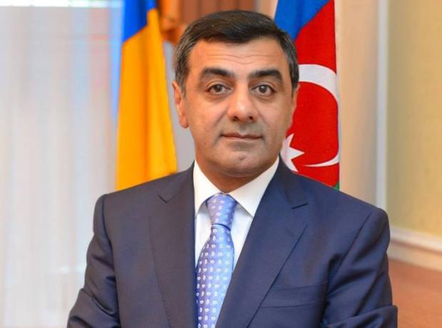 Глава Международного альянса «Азербайджан-Украина» отмечает день рождения