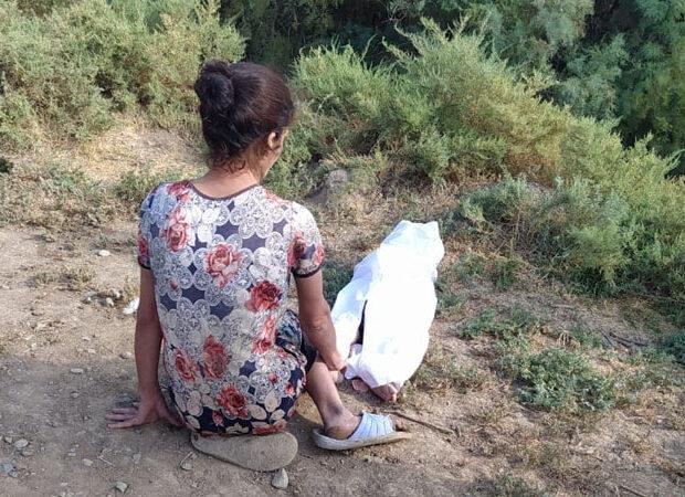 Biləsuvarda döyülən qadın yaş yarımlıq körpəsini suda boğdu (FOTO/YENİLƏNİB)