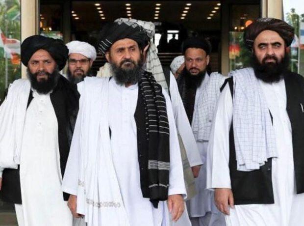 """Son dəqiqə! """"Taliban"""" lideri Prezident sarayına girdi"""
