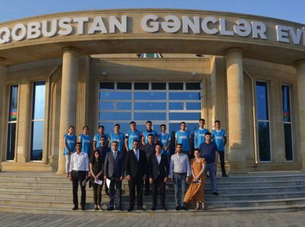 """""""Davam"""" Gənclər Evləri ilə əməkdaşlıqları genişləndirir – FOTOLAR"""