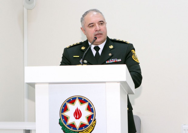 Azərbaycanda polkovnik həbs edildi