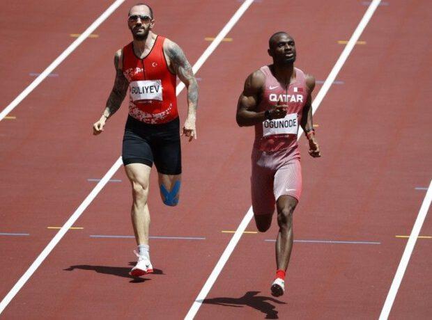 Tokio-2020: Ramil Quliyev yarımfinalda
