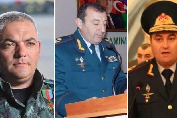 Prezidentin general rütbəsi verdiyi zabitlər kimdir? – DOSYE