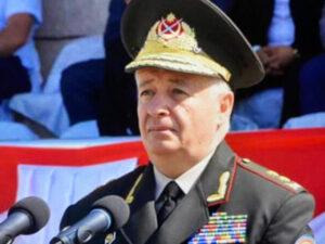 General Türkiyəyə getdi – Yanğınlara görə
