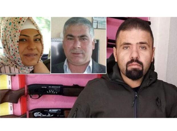 Həyat yoldaşı və atasını öldürdü, sonra da intihar etdi – Qandonduran cinayət – FOTO