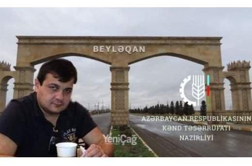 """Fəda Abbasovun milyonçu baş anbardarı – """"Azəraqrar"""" direktoru Vaqif İsmayılovdan məsləhət alır?"""