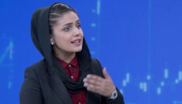 """""""Taliban"""" qadınların televiziyada aparıcılıq etməsinə icazə verib"""