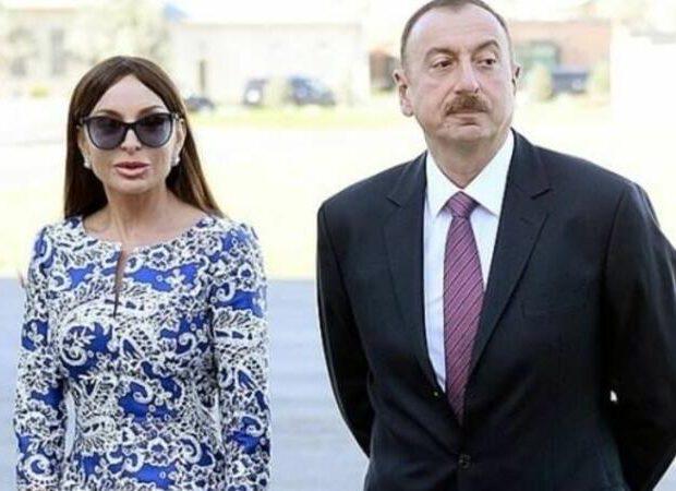"""Prezident və xanımı """"Gənclik"""" parkının açılışında"""
