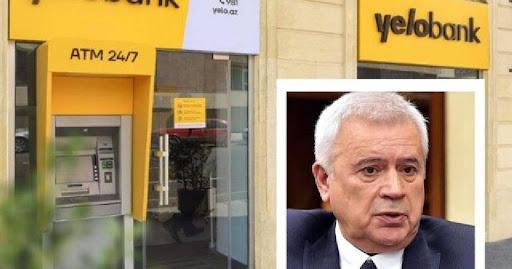 """Vahid Ələkbərovun pulları """"Yelo Bank""""da necə talan edilir? – Baş ofisin təmirinə 20 milyon """"silinib"""""""