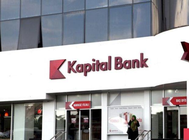 """""""Kapital Bank"""" tənqid edildi: """"Bir bank ki, öz bankomatından pul çəkəndə də faiz çıxır"""""""