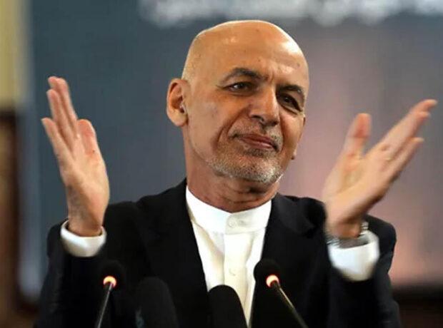 Əfqanıstan prezidenti niyə qaçdığını açıqladı