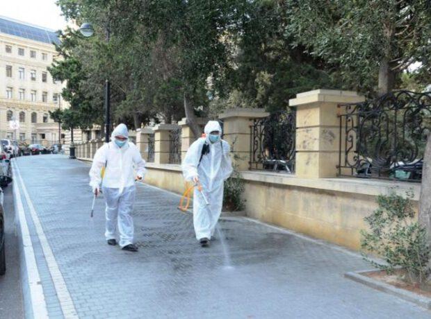 Bakıda pandemiyaya qarşı tədbirlər gücləndirildi – SON DƏQİQƏ