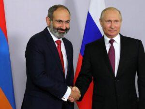 """""""Ermənistan üçtərəfli sazişə əməl etsə…"""" – Putin"""
