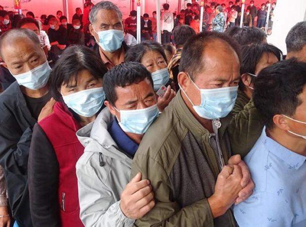Çində koronavirusun yeni yayılma ocağı aşkarlandı