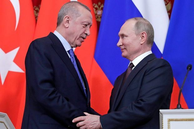 Ərdoğan Putini Türkiyəyə dəvət edib