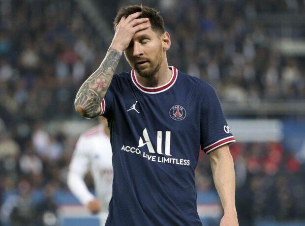PSJ-dən Messi ilə bağlı üzücü AÇIQLAMA