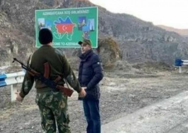 Azərbaycan polisi Xankəndinə girən iki iranlını SAXLADI – DİN-dən AÇIQLAMA