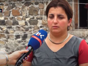 """""""Caliber"""": Rusiya sülhməramlıları erməni qadının sülh arzularını ürəyində qoydular – VİDEO"""