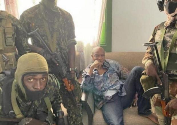 Qvineya prezidentinin sərəbəst buraxılmasını tələb edildi