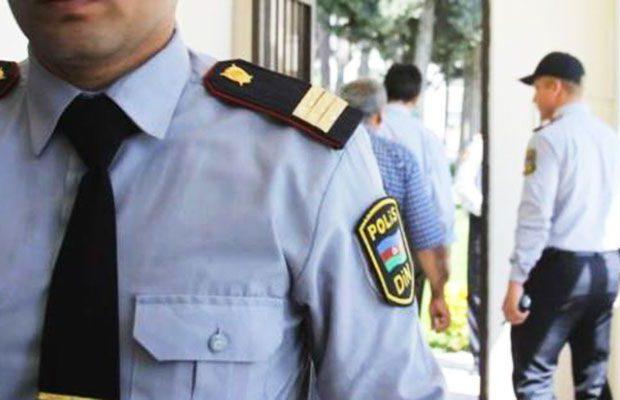 """Polis polkovniki bölmədə """"""""ə"""" sən boyda olar"""" dedi, döyüldü"""