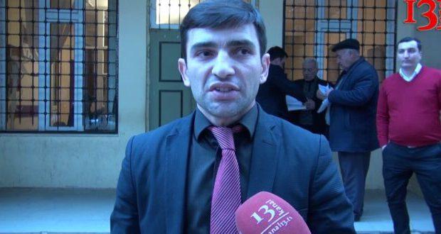 Beyləqanda reportaj hazırlayan jurnalisti döyüb, telefonunu sındırıblar – VİDEO