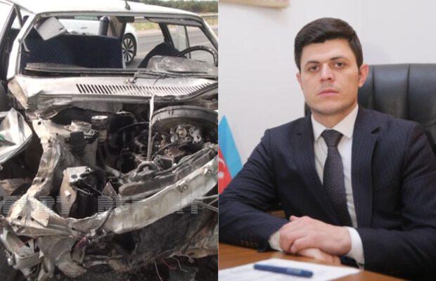 Vətən müharibəsi iştirakçısı qəzada öldü – Fotolar