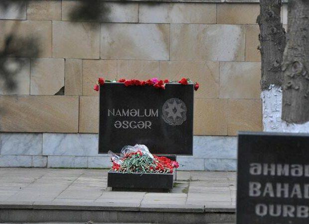 49 naməlum şəhidin qəbri ekshumasiya edildi