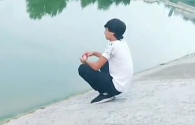 Azərbaycanda 16 yaşlı oğlan bu görüntüləri çəkib intihar etdi – VİDEO