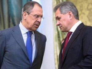 Lavrov və Şoyqu nazirlikdən gedir? – Sergeylər seçimi özləri edəcək