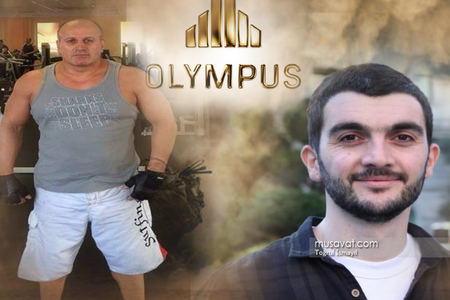 """""""Olympus Park"""" rəhbərinin dayısı oğlu şirkətlə bağlı yazılan yazıya görə """"Yeni Müsavat""""ın əməkdaşını hədələdi- FOTO"""