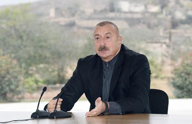 """""""Elə bir yeni Qarabağ, yeni Zəngəzur quracağıq ki, dünya qibtə edəcək"""""""