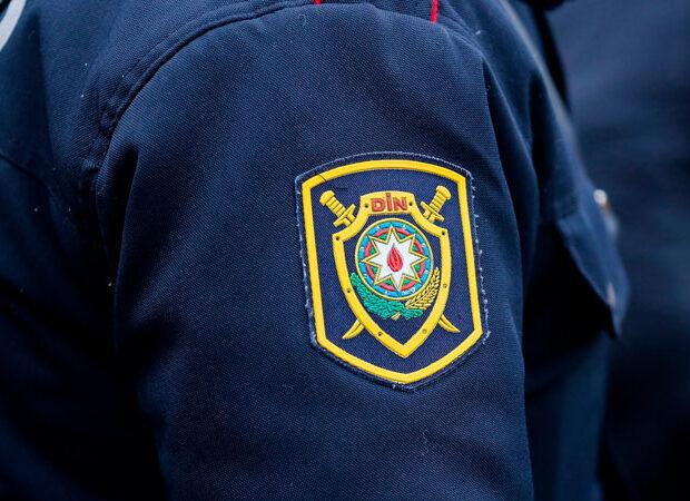 Azərbaycanda polis serjantı faciəli şəkildə öldü