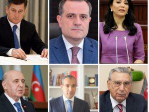 Azərbaycanda qohum olan məmur və deputatlar – SİYAHI