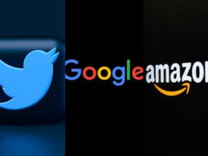 """""""Twitter"""", """"Google"""" və """"Amazon""""un da fəaliyyətində problemlər yaşanır"""