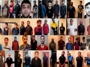 Bakıda daha 48 nəfər həbs edildi – VİDEO
