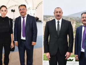 """Qoçaq Əsgərov: """"Prezident bizə xoş bir gün yaşatdı"""" (FOTOLAR)"""
