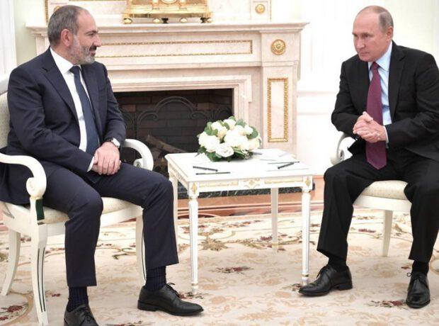 Putin və Paşinyan Qarabağla bağlı üçtərəfli bəyanatların icrasını müzakirə edəcək